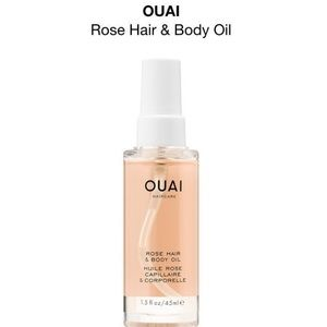 OUAI Makeup - New OUAI Rose Hair and body oil. 1.5 fl oz